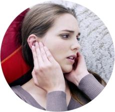 боль в ушах и ухудшение слуха