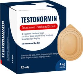 Testonormin для потенции