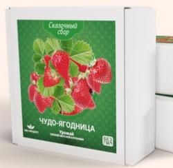 Чудо ягодница Сказочный сбор для выращивания клубники дома